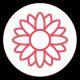 Period Calendar - Flower