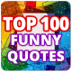 Top 100 Funny Quotes