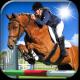 Horse rider simulator wild run