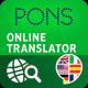 PONS Online Translator