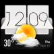Local Weather Forecast Widget