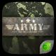 Army GO Keyboard Theme & Emoji
