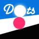 Flappy Dots - hop survival