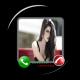 Fake calling girlfriend