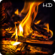 Fireplace ~ Fire Screen HD