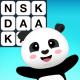 Panda Hidden Word Puzzle