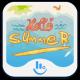 TouchPal Cool Summer Sticker