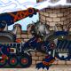 Dark Euoplo - Dino Robot