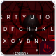 Spider Web Keyboard Theme