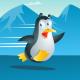 MAZEing Penguin: 3D Labyrinths