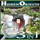 3 in 1 Hidden Object Games