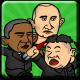 Obama & Putin vs. Kim