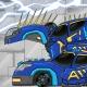 Combine! Dino Robot - Amargasaurus