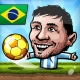 Puppet Soccer 2014 - Football championship in big head Marionette World